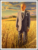 PORTRAIT OF THE RT. HON. JOHN DIEFENBAKER