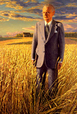 THE RT. HON. JOHN G. DIEFENBAKER